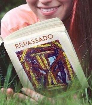 """Convite para o lançamento do livro """"REPASSADO""""!"""
