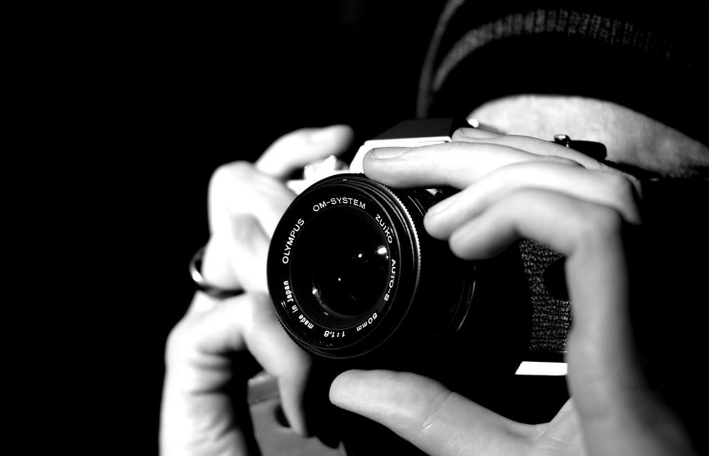 O Fotógrafo – Manoel de Barros