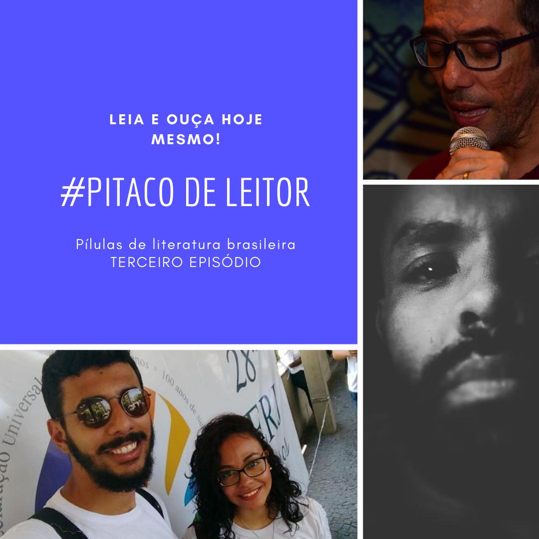 Pitaco de Leitor Ep.03-T.01